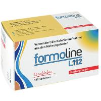 Formoline L112 Abbild Tabelle