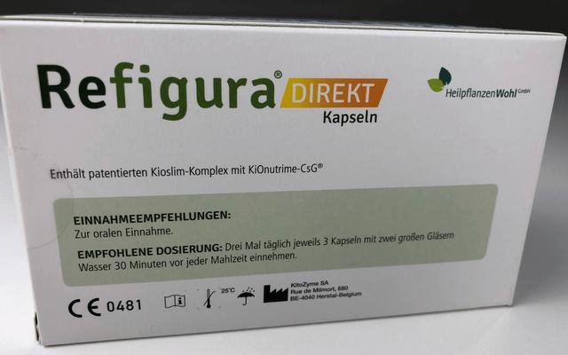 refigura dosierung