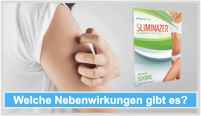 Sliminazer Nebenwirkungen Risiken Unverträglichkeiten