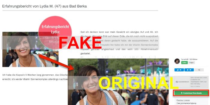 Vitalrin Erfahrung Fake