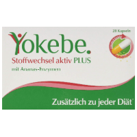 Yokebe Stoffwechsel aktiv PLUS Abbild
