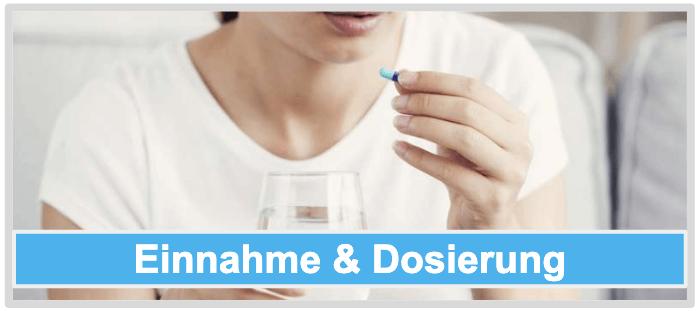 Abnehmpillen Einnahme Dosierung Anwendung