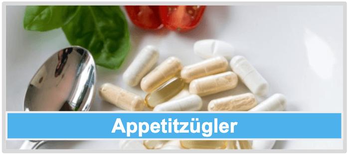 Appetitzügler Abnehmpillen Test