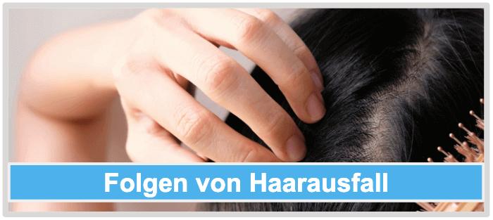 Folgen von Haarausfall