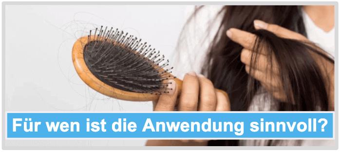 Für wen ist eine Haarserum Anwendung sinnvoll