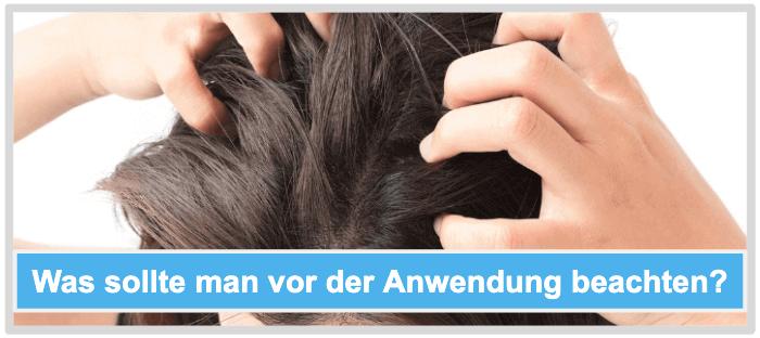Haarserum Anwendung Nebenwirkungen Unverträglichkeiten