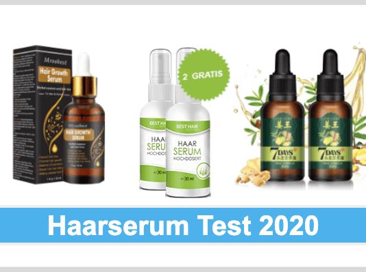 Haarserum Test