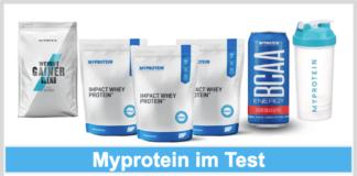 Myprotein Beitragsbild