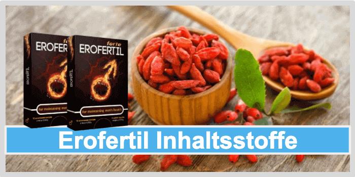 Erofertil Inhaltsstoffe