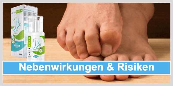 Micinorm Nebenwirkungen Risiken Unverträglichkeiten