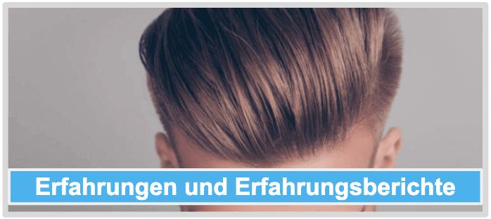 Mittel gegen Haarausfall Erfahrungen Erfahrungsberichte