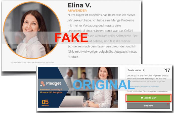 Nutra Digest Fake Erfahrungsbericht