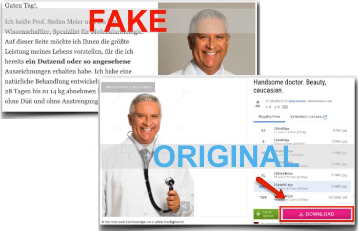 Vanefist Neo Fake Arzt