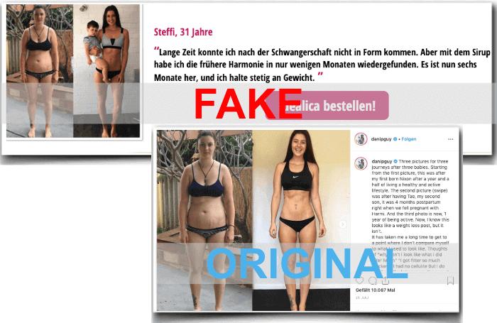 Idealica Fake Erfahrungsberichte