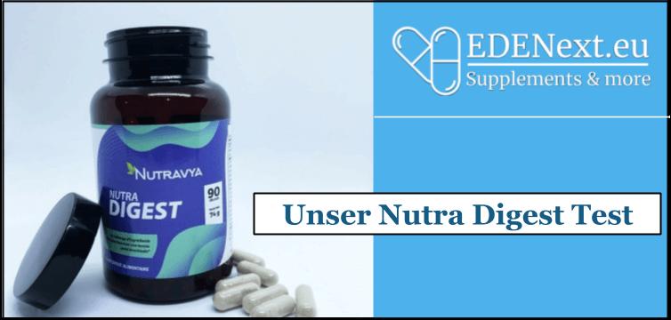 Nutra Digest Test Erfahrungen Bewertung
