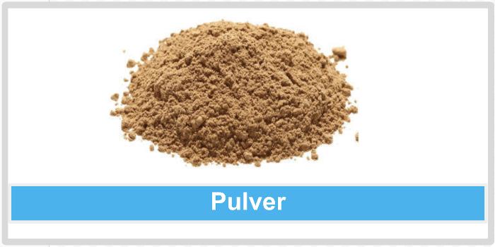Pulver Granatapfel Extrakt Abbild