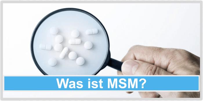 Was ist MSM Abbild