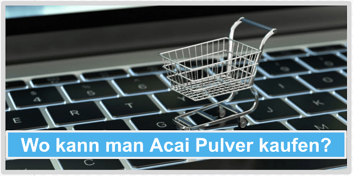 Wo kann man Acai Pulver kaufen Abbild