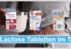 10 Lactose Tabletten im Test Abbild