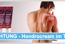 Hondrocream Titelbild