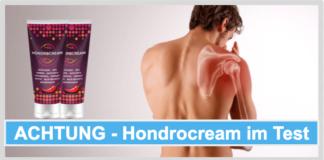 Hondrocream Titelbild