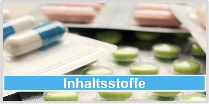 Inhaltsstoffe Akne Tabletten Abbild