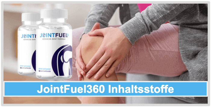 JointFuel360 Inhaltsstoffe Wirkung Wirkstoffe