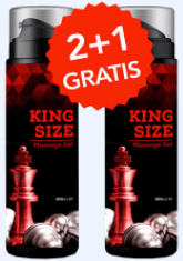 KingSize Gel Tabelle