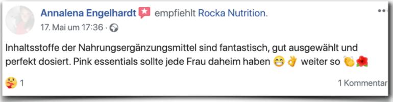 Rocka Nutrition Erfahrungsbericht Bewertung Kritik Erfahrungen