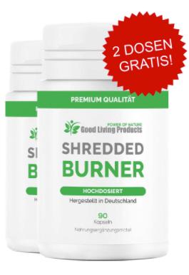 Shredded Burner
