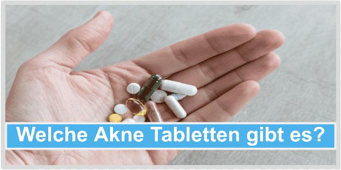Welche Akne Tabletten gibt es Abbild