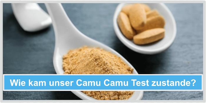 Wie kam unser Camu Camu Test zustande Abbild