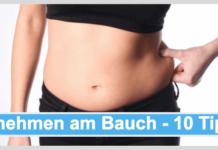 Abnehmen am Bauch Titelbild