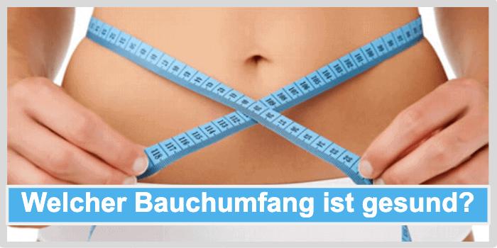 Abnehmen am Bauch welcher Bauchumfang ist gesund