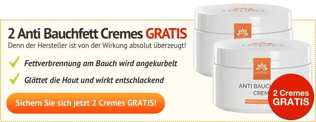 Anti-Bauchfett-Creme kaufen Banner