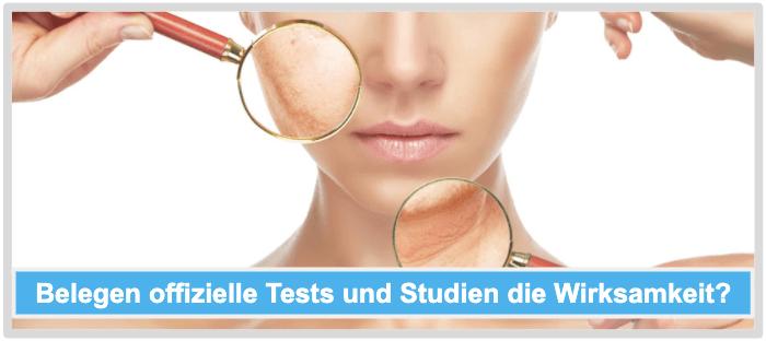 Antifaltencreme Test Studien