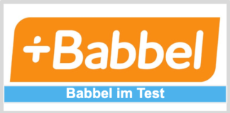 Babbel Titelbild