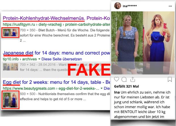 Bentolit Erfahrungsberichte Fake