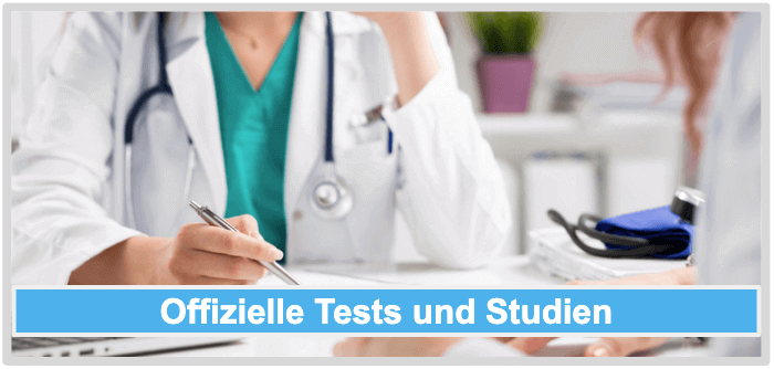 Bioretin Tests Studien