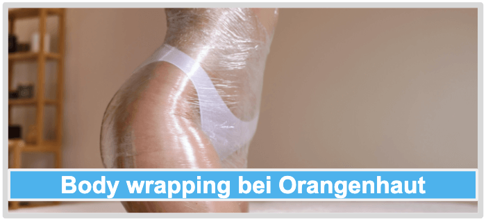 Cellulite Body wrapping