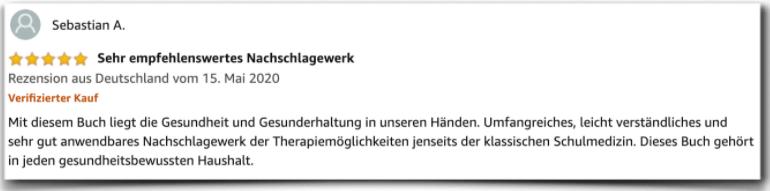 Codex Humanus Erfahrungsbericht Bewertung Kritik Codex Humanus