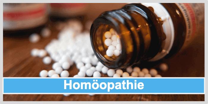 Darmflora aufbauen mit Homoeopathie