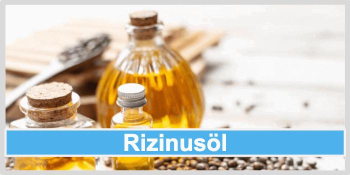Darmreinigung mit Rizinusöl