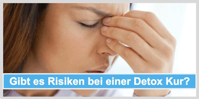 Detox Kur Risiken