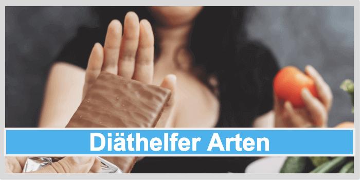 Diaethelfer Arten Fatburner Stofwechsel fTabletten Appetitzuegler