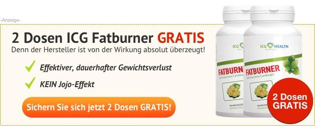 Fett abbauen mittels Fatburner