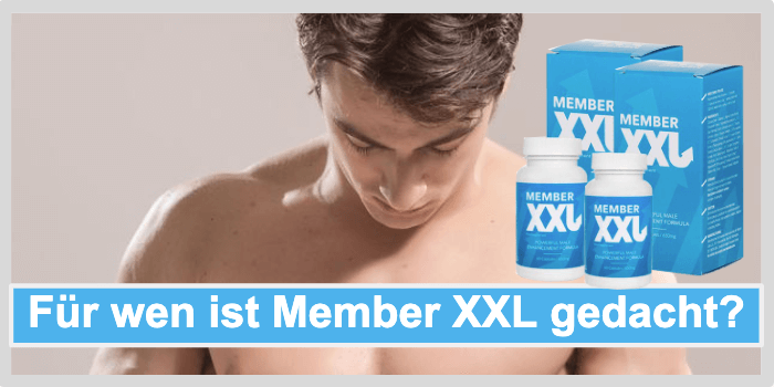 Für wen ist Member XXL gedacht