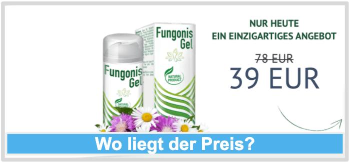 Fungonis Gel Preis Preisvergleich Kosten