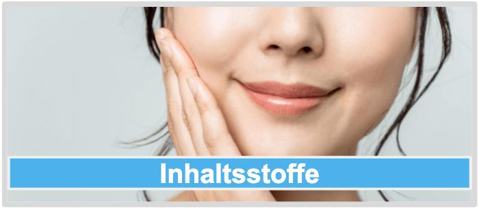 Gesichtscreme Inhaltsstoffe Wirkung Wirkstoffe