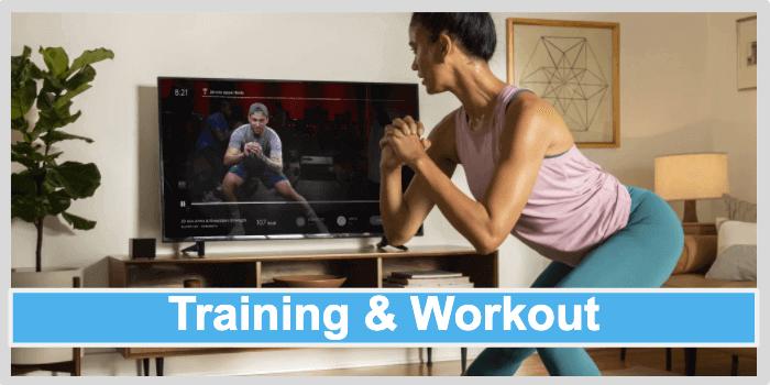 Gymondo Programme Leistungen Training Workout